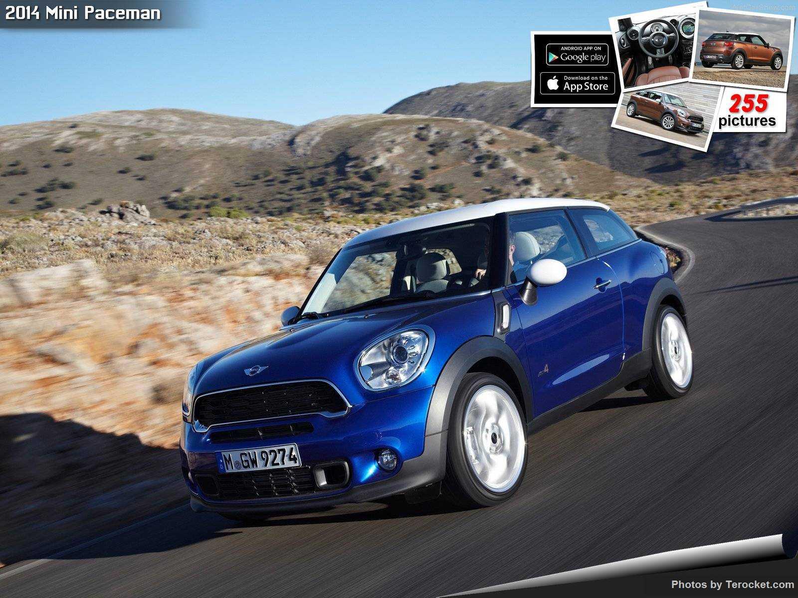 Hình ảnh xe ô tô Mini Paceman 2014 & nội ngoại thất