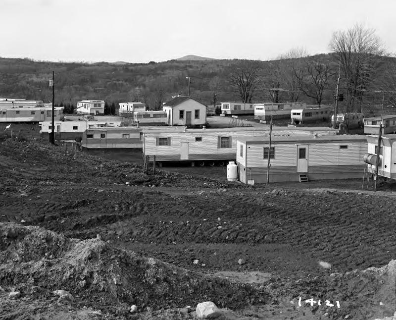 New Trailer Park 1960s