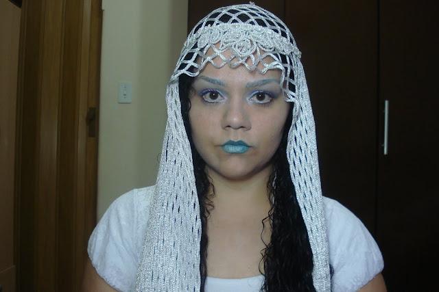 Maquiagem fantasma