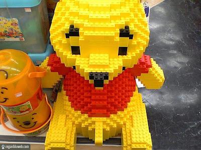 Images comiques et étonnantes Art - Lego v5