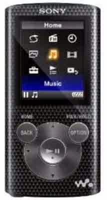 Sony NWZE385 16 GB Walkman MP3 Video Player