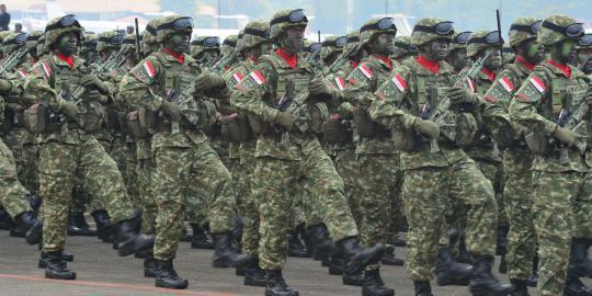 Langkah Terukur TNI Hadapi Separatis Papua