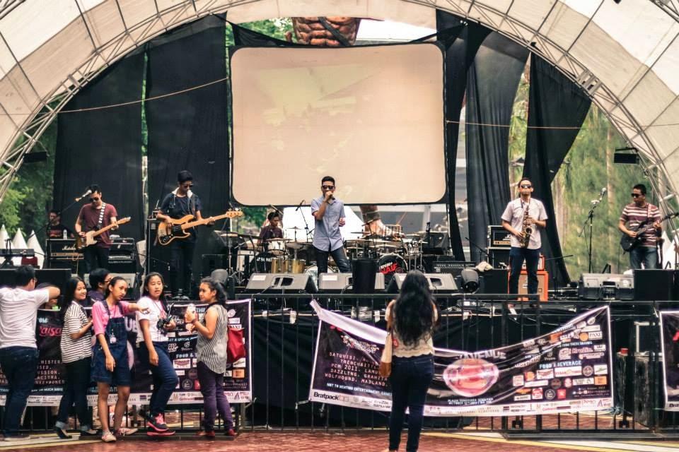 Sky Avenue, SMA Labschool Kebayoran