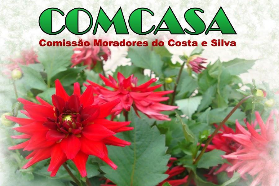COMCASA - COMISSÃO DE MORADORES DO BAIRRO COSTA E SILVA EM JOINVILLE SC