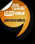 I premio blogosur