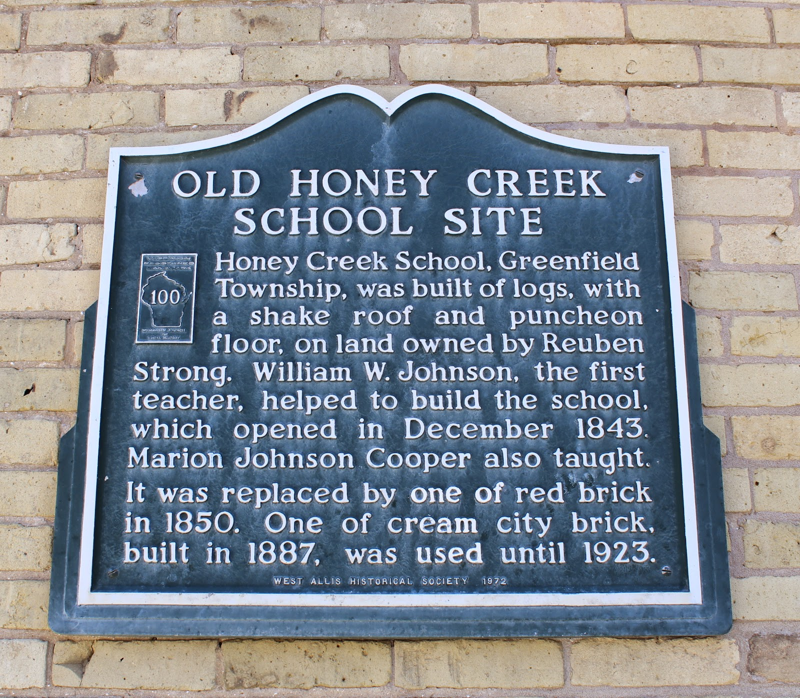 honey creek dating site Fort gibson historic site is a significant military site located in the historic town of  creek and seminole families, fort gibson served as a  honey springs in .