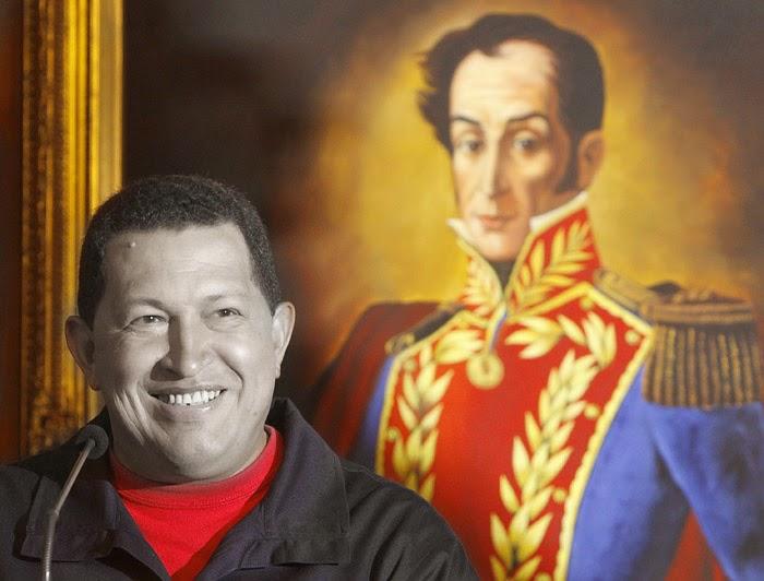 Hugo Chávez Bolivar