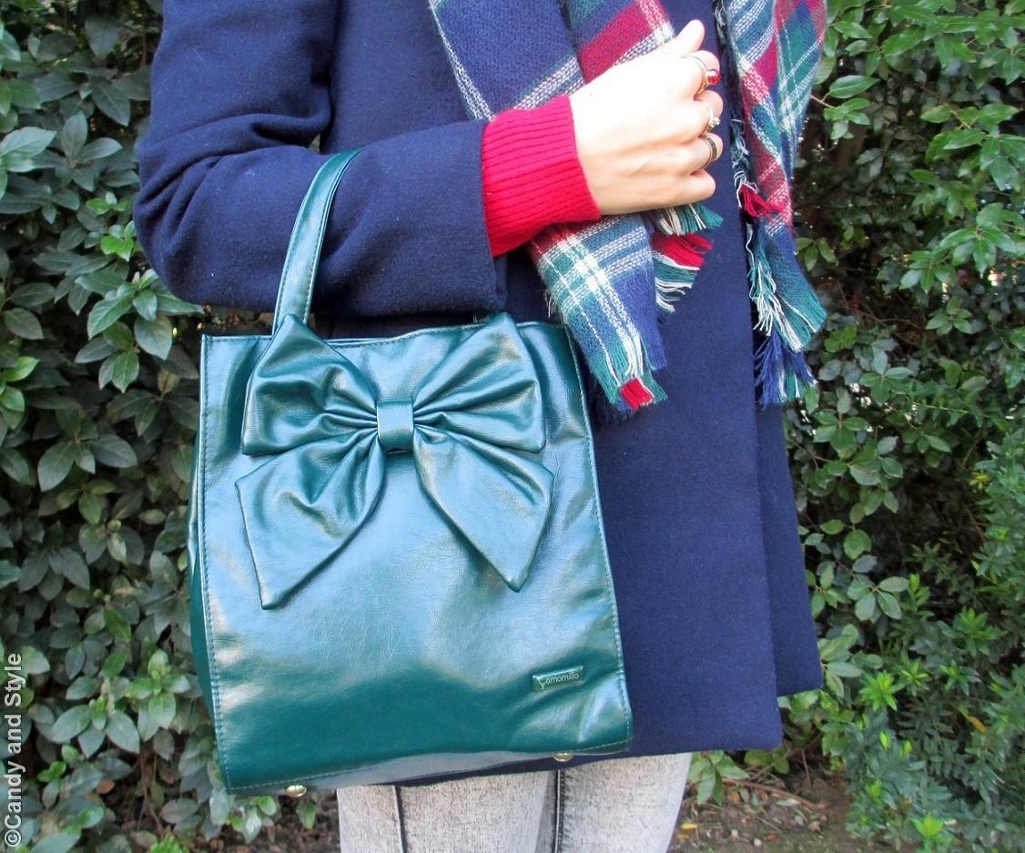 Bow Bag - Details