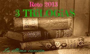Reto 2013: 3 trilogías. ¿Te apuntas?