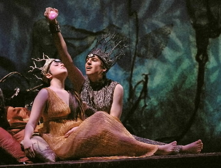 Nick Bottom in A Midsummer Nights Dream by
