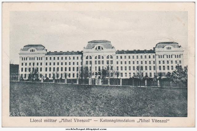 "Liceul militar ""Mihai Viteazul"" din Targu Mures"