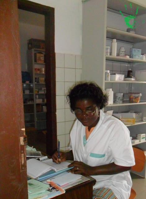 farmacia centro medico africano