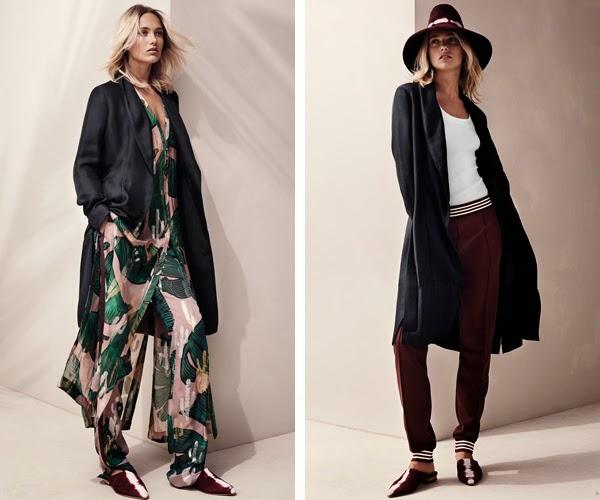 H&M Studio moda mujer primavera verano 2015