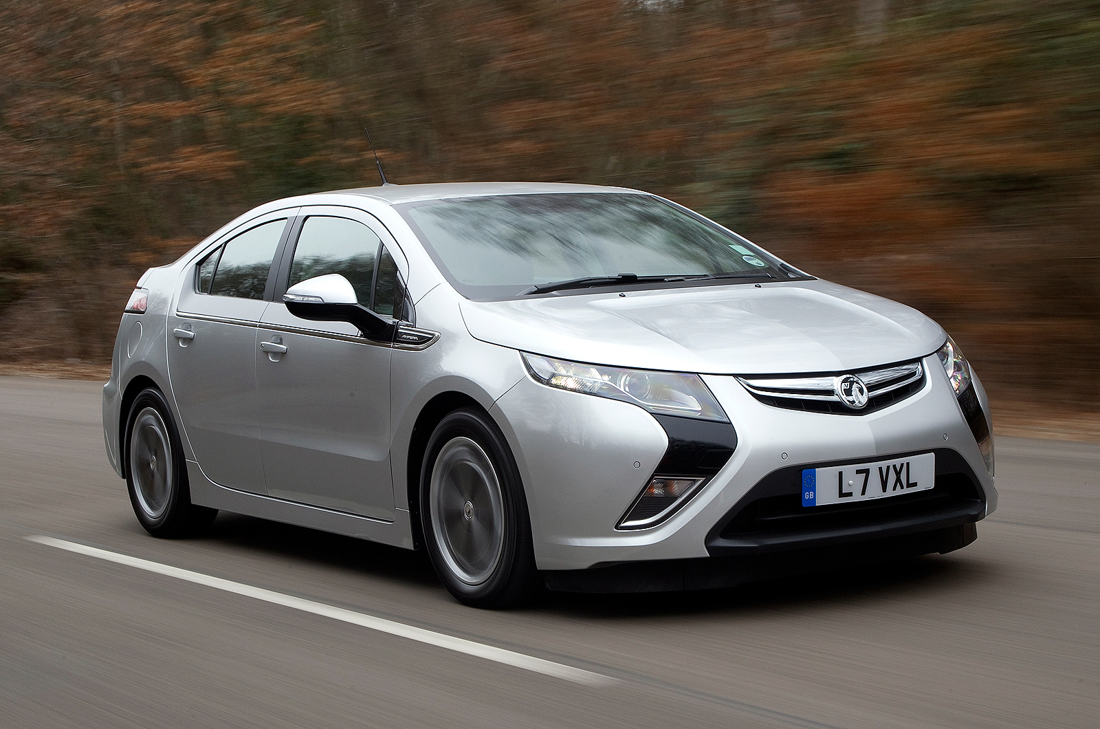 Gear Box Mean Machines: The Vauxhall Ampera