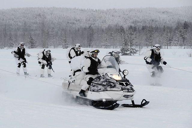 Peralatan Tempur Baru Rusia akan di Uji di Arctic