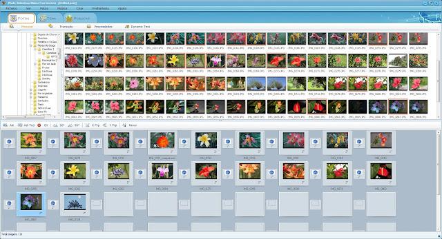 Photo Flash Maker - interface 1