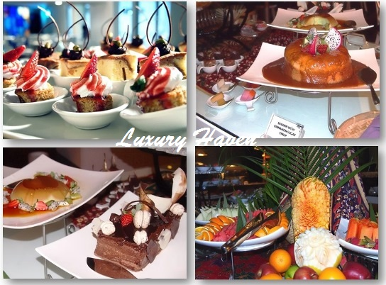 hard rock hotel penang starz diner desserts