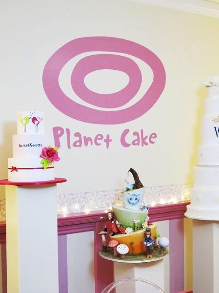 MyCupKates - Cakes, Cupcakes & Cookies: Planet Cake