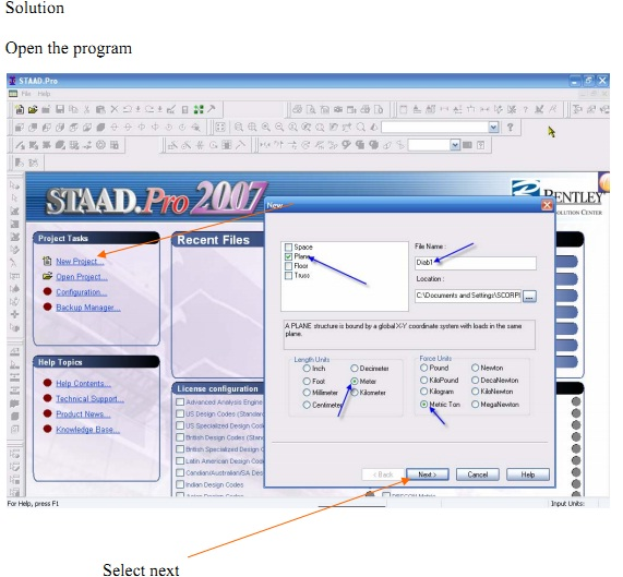 staad pro steps Here is a useful material for the people searching for staad pro v8i software, you can find a direct link to download staad pro v8i with crack, follow the download link, download the compressed file, follow the installation, guide, then the steps on how to do the crack, it is direct download, without any other third party surveys or ads, very.