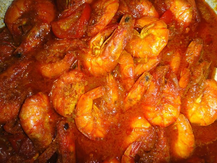 Traditional oriya prawn curry veg and non veg indian recipes by prawn curry oriya style forumfinder Image collections