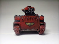 RAZORBACK - BLOOD ANGELS - WARHAMMER 40000 1