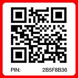 PIN Barcode