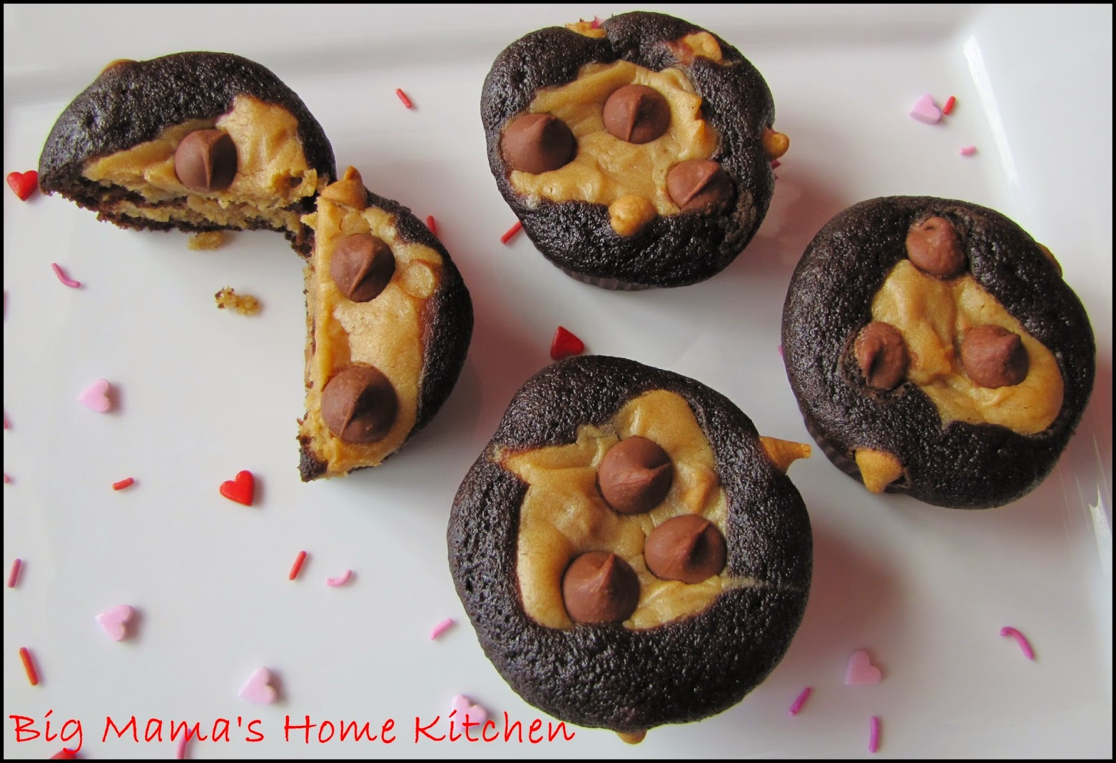 Big Mama's Home Kitchen: Chocolate ~ Peanut Butter ...