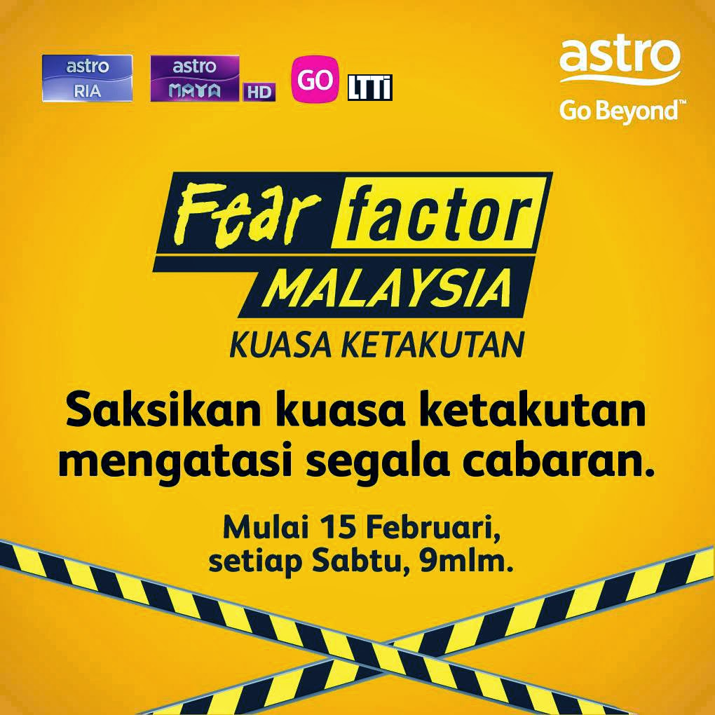 Tonton Fear Factor 2 2014 Full Episod 9