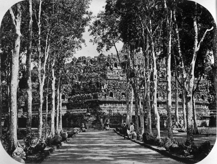 Asal Usul Sejarah Asal Usul Sejarah Candi Borobudur