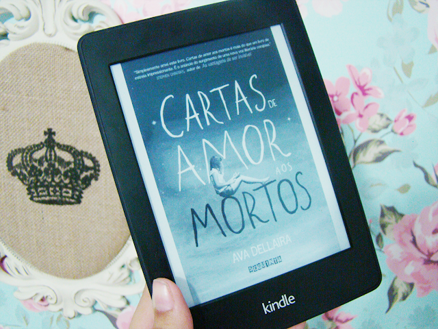 Dica de Young Adult: Cartas de Amor Aos Mortos
