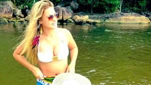 Conheça a irmã do jogador Oscar da seleção brasileira;