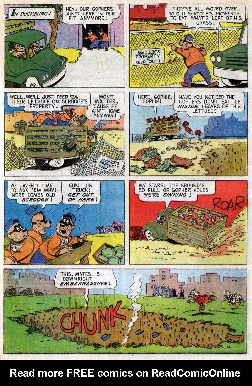 Uncle Scrooge (1953) Issue #51 #51 - English 16