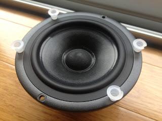 Seas DIY active speaker 3 way grizzlyaudio DSP