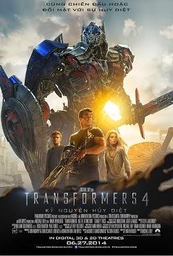 Kỷ Nguyên Hủy Diệt - Transformers: Age of Extinction 2014