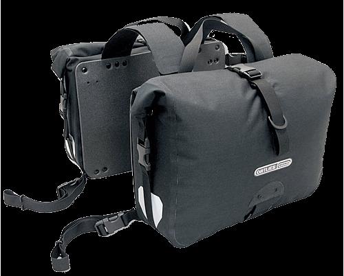 Motojournalism Diy Luggage Rack Klr650 With Ortleib