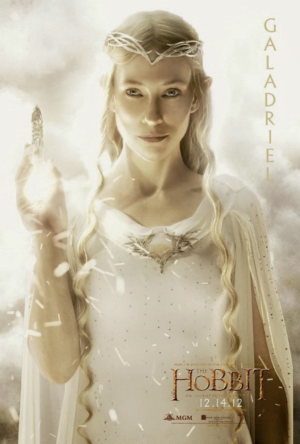 galadriel the hobbit