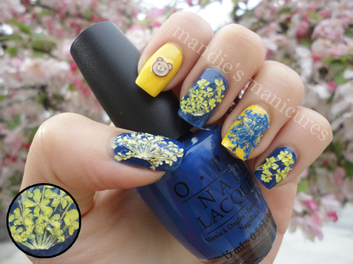 The Fascinating Music note nail designs tutorial Picture