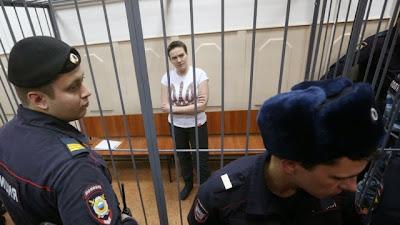 День народження Надії Савченко