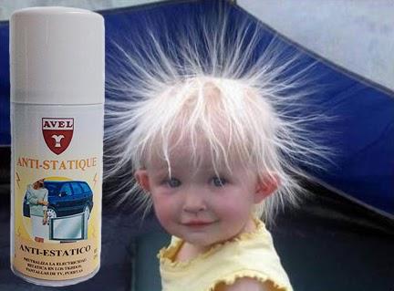 El blog de don mendo como evitar la electricidad est tica for Como evitar la electricidad estatica
