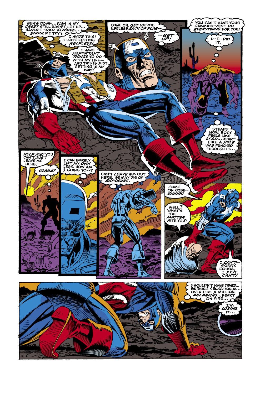 Captain America (1968) Issue #436 #386 - English 16
