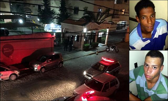 Bandidos armados assaltam passageiros em ônibus coletivo e acabam presos pela GMA