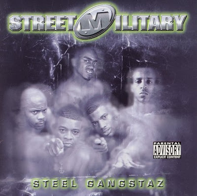Street Military – Steel Gangstaz (CD) (2001) (320 kbps)