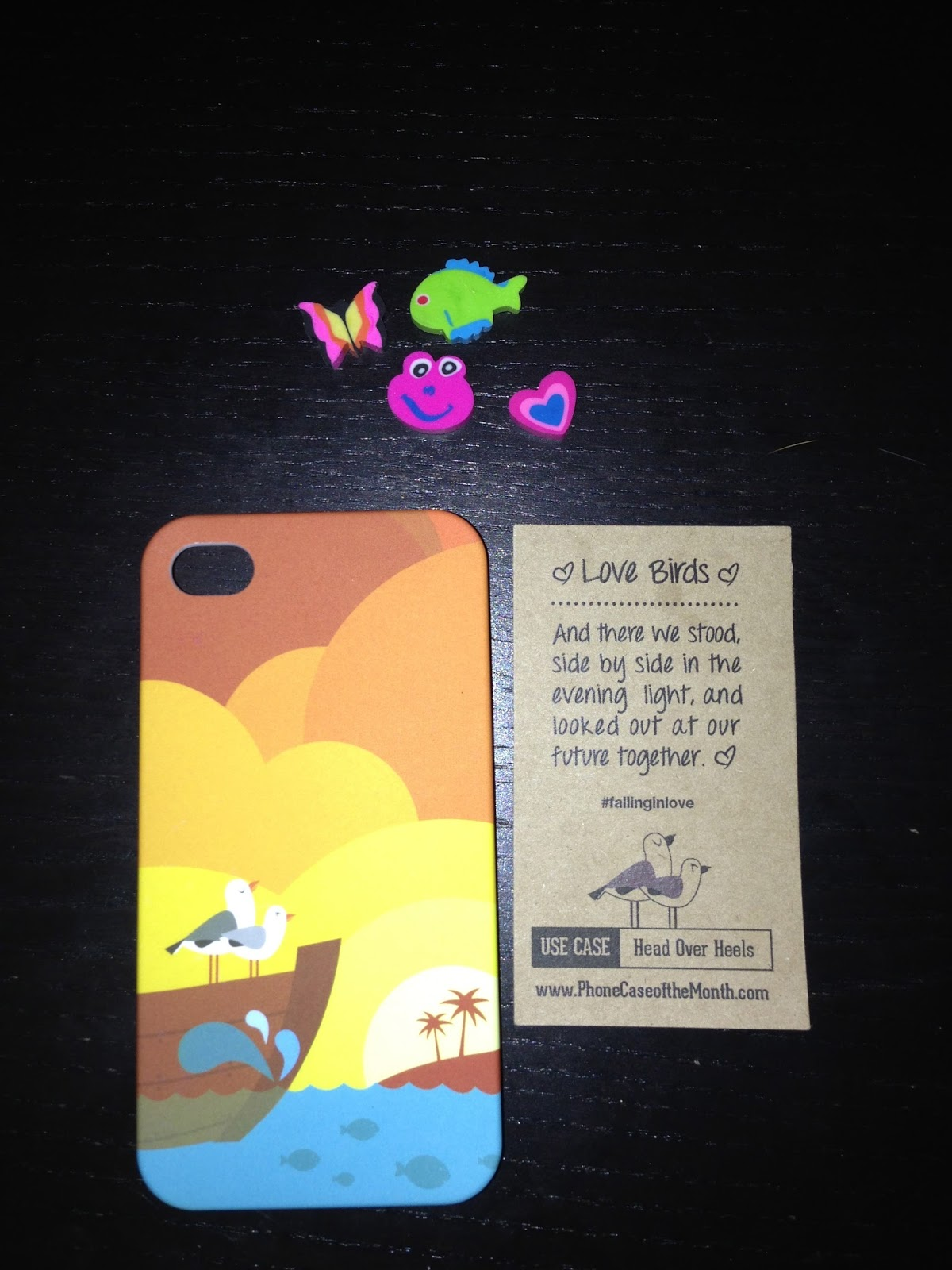 Iphone 4 Cases Love Quotes The iphone 4/4s case was love