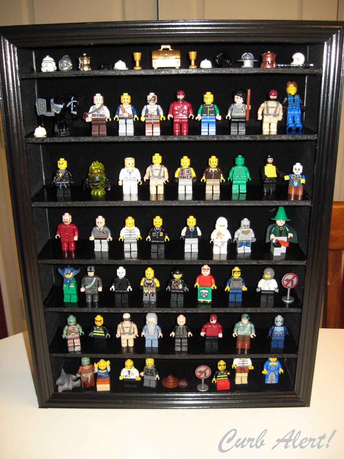 Lego Dude Storage