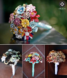 結婚花球可以有種特別的感覺