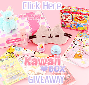 ☆ GIVEAWAY time!