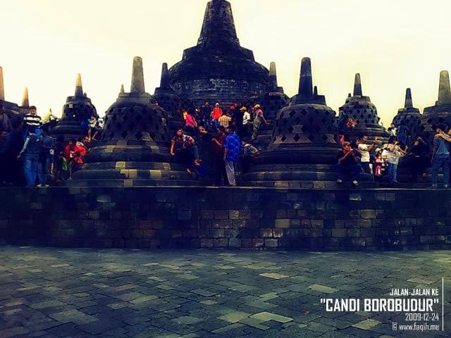 Objek wisata Borobudur