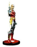 Deathlok Character Review - Statue