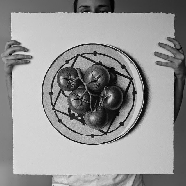 33-Tomatoes-C-J-Hendry-Hyper-Realistic-Drawings-of-Food-www-designstack-co