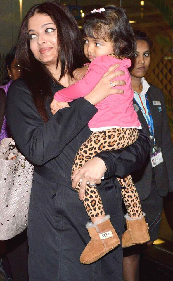 Aishwarya Rai&#8217;s daughter Aaradhya Latest Photos